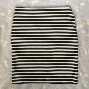 Black and White Pencil Skirt Target Business Cute